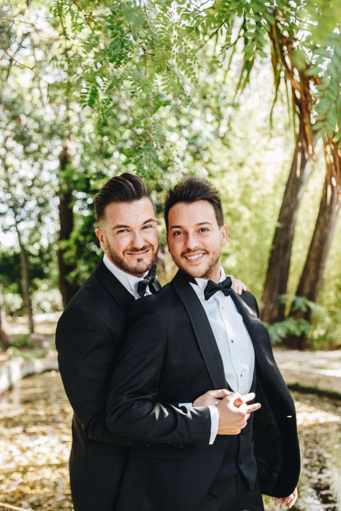La boda deF&A