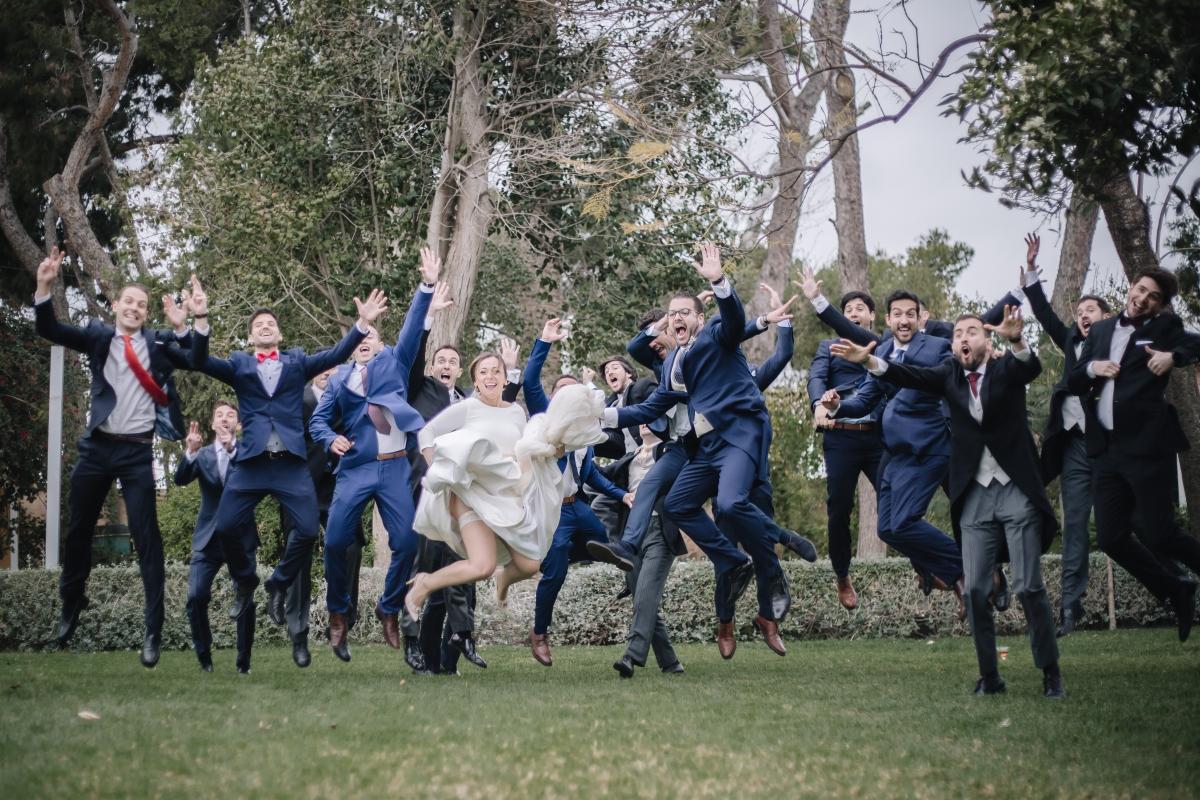 La boda deM&A